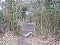 Greensand Way crosses Elmstone Hole Road - geograph.org.uk - 1189040.jpg