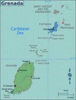 Geography of Grenada ynfcyggygnvygvvyvvvv