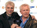 Udo Wachtveitl and Miroslav Nemec