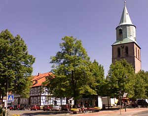 Gronau, Lower Saxony - Gronau Marketplace