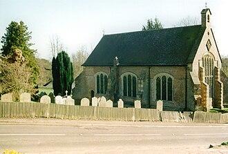 Groombridge - Church at Groombridge
