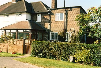 Groombridge - Bed and Breakfast house at Groombridge.