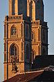Grossmünster - Karlsturm - Quaibrücke 2010-09-11 19-27-08.JPG