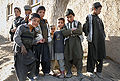Group of kids in Jalrez Valley in Wardak Afghanistan.jpg