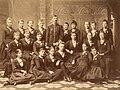"""Gruppbild """"Stockholms kvinnliga gymnaster"""" Internationella Gymnastikfesten 1891 0093.jpg"""