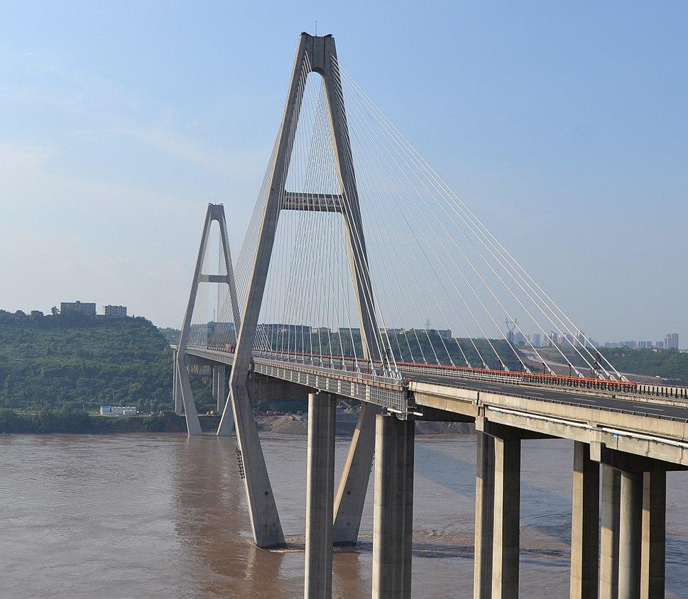 Guanyinyan Yangtze River Bridge.JPG