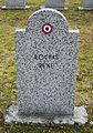 GuentherZ 2013-01-12 0347 Wien11 Zentralfriedhof Gruppe88 Soldatenfriedhof franzoesisch WK2 Rochas Rene.jpg