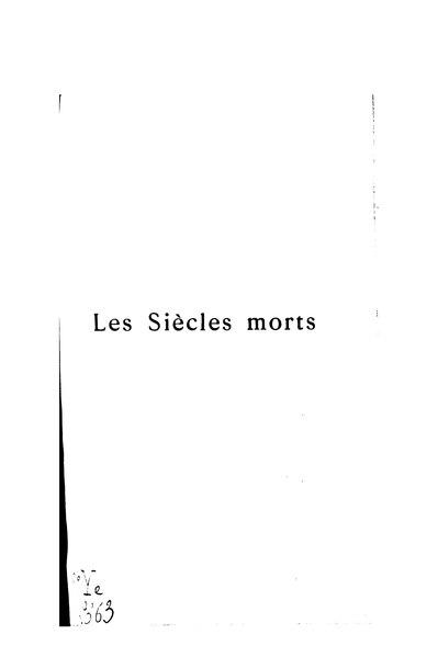 File:Guerne - Les Siècles morts, I, 1890.djvu