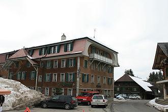 Guggisberg - Sternen Restaurant in Guggisberg