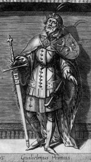 William I, Count of Holland Dutch monarch