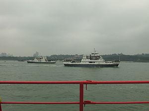Gulangyu - Yuanhe ferry - DSCF9336.JPG