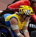 Gunilla Wallengren London PL 2012 - Women's 1500m - T54 (cropped).jpg