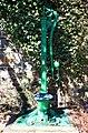 Gusseiserne Handschwengelpumpe in Morsbach Am Dreieck.jpg