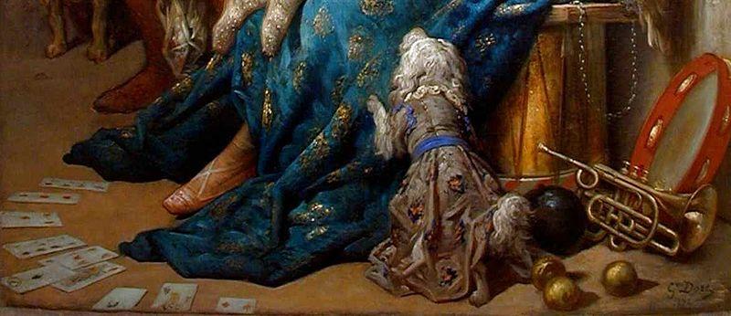 Fichier:Gustave Doré Les Saltimbanques 3.jpg