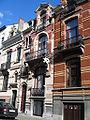 Gustave Strauven rue Van Campenhout 51.JPG