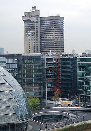 King's Health Partners - Image: Guy's Tower, Guy's Hospital geograph.org.uk 1623716