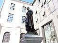 Hôtel-Dieu de Lyon - Statue d'Amédée Bonnet - Profil gauche.jpg