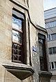 Hôtel Otlet, détail de façade rue de Livourne.JPG