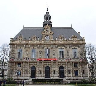 Иври-сюр-Сен,  Île-de-France, Франция
