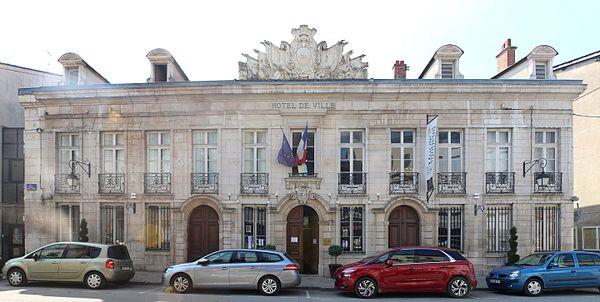 Photo de la ville Pont-de-Vaux