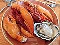 HK 旺角 Mong kok 朗豪坊 Langham Place 香港康得思酒店 Cordis Hotel buffet shell seafood November 2018 SSG 02.jpg
