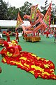 HK 銅鑼灣 CWB 維多利亞公園 Victoria Park for 01-July 舞獅子 Chinese Lion Dance event June 2018 IX2 慶祝香港回歸 Transfer of sovereignty over of Hong Kong 18.jpg