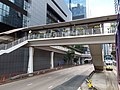 HK 香港電車遊 Tram tour view 金鐘 Admiralty Queensway footbridge July 2019 SSG 08.jpg