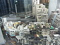 HK Causeway Bay Hysan Place 11th floor Kitchen Eleven view Yan Ping Road Aug-2012.JPG