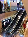 HK Central Landmark night interior escalators Nov-2013.JPG