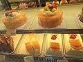 HK SW 上環 Sheung Wan Hillier Street Hoixe bakery shop Mango birthday cakes October 2020 SS2.jpg