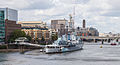 HMS Belfast, río Támesis, Londres, Inglaterra, 2014-08-11, DD 081.JPG
