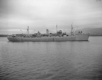 HMCS Cape Breton (ARE 100) - Image: HMS Flamborough Head FL13145