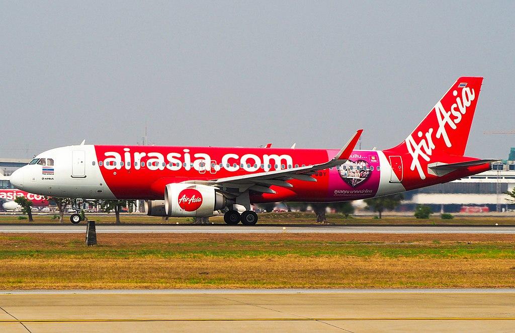 Airline Punctuality Report: Thai AirAsia