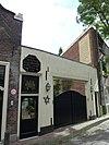 haarlem - antoniestraat bij 13 (deur en poort)