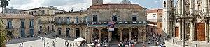Plaza de la Catedral - Image: Habana 01 2014 7607