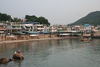 Lamma Island - Yung Shue Wan.