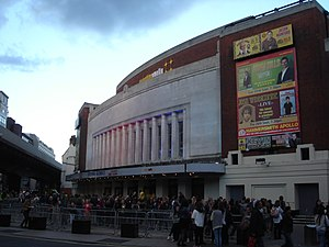 Hammersmith Apollo - Venue during its 2013 reopening
