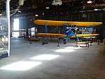 Hangar and museum interior, Tuskegee Airmen NHS.jpg