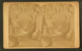 Hanging rock, Caverns of Luray, by C. H. James.png