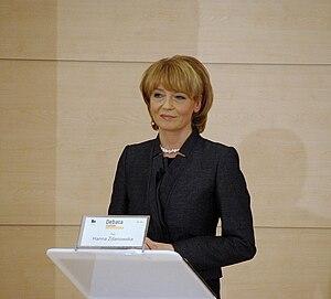 Hanna Zdanowska - Image: Hanna Zdanowska