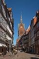 Hannover, die Marktkirche vanaf de Holzmarkt Dm IMG 4555 2018-07-01 16.59.jpg