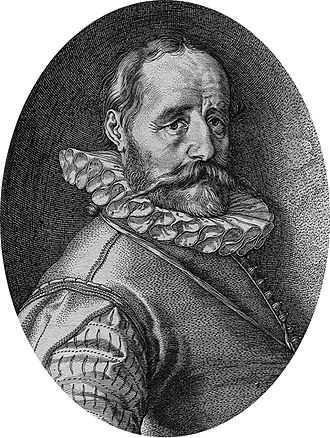 Hans Bol - Hans Bol by Hendrick Goltzius.