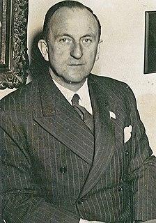 Hans Holten Norwegian politician