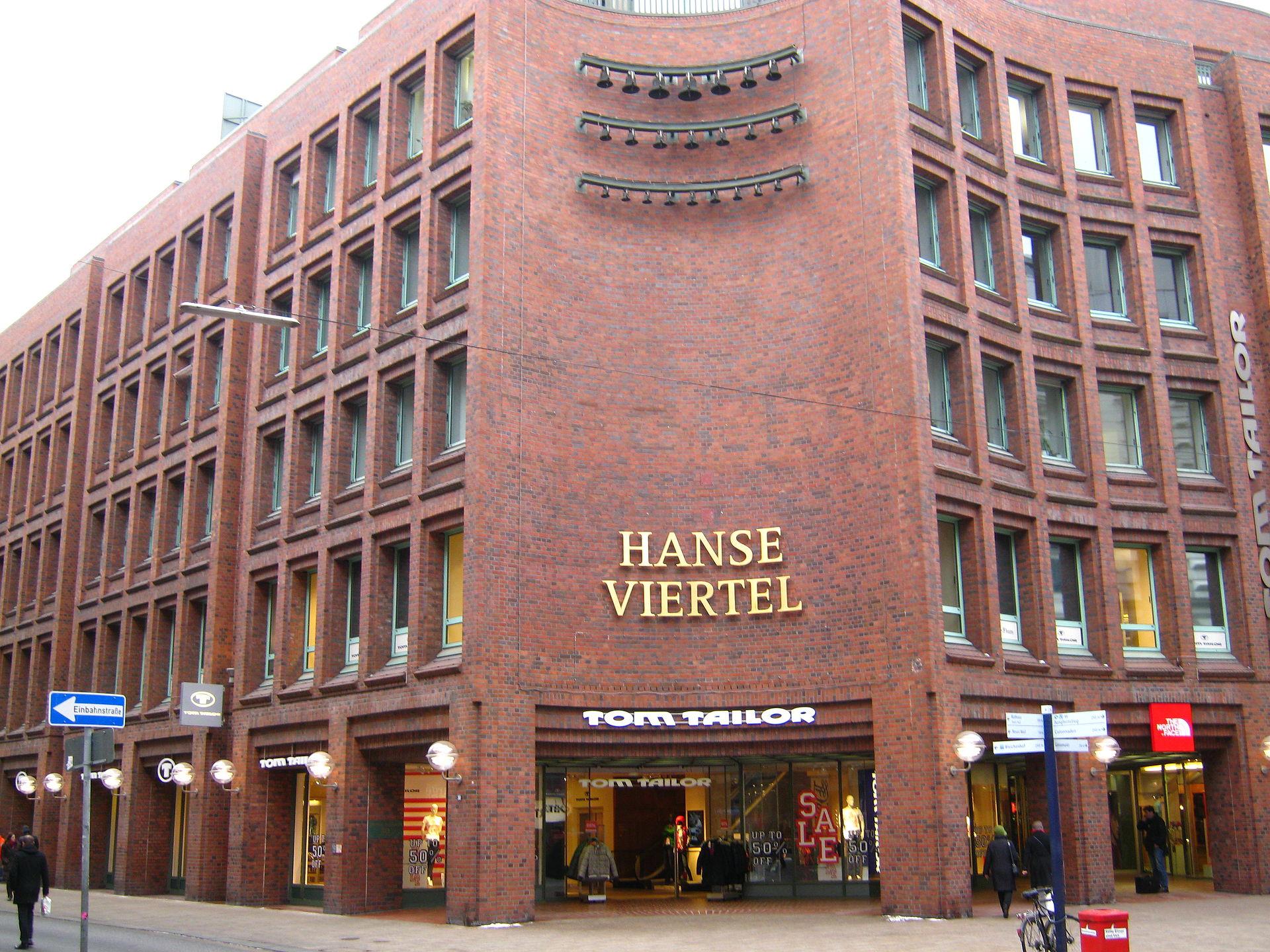 Hotel Hanseviertel Hamburg