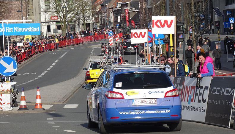 Harelbeke - Driedaagse van West-Vlaanderen, etappe 1, 7 maart 2015, aankomst (A25).JPG