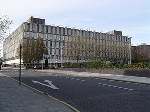 Harrow London Borough Council - Image: Harrow Civic Centre geograph.org.uk 76998