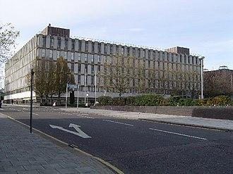 Harrow London Borough Council - Image: Harrow Civic Centre geograph.org.uk 76998