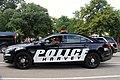 Harvey Police Car at the Bud Billiken Parade 2015 (20240635228).jpg