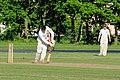 Hatfield Heath CC v. Netteswell CC on Hatfield Heath village green, Essex, England 66.jpg