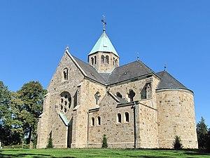 Rheine - Image: Hauenhorst, katholische Pfarrkirche Sankt Mariä Heimsuchung Dm 117 foto 4 2013 09 28 12.51